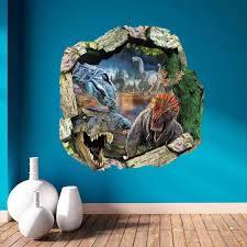 3d scenery wall sticker removable cartoon sea shark fish dinosaur 3d scenery wall sticker removable cartoon sea shark fish dinosaur wall decals for kids rooms child wallpaper 3d art decals wall stickers wall stickers and
