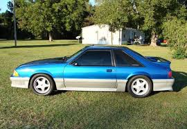 92 ford mustang gt for sale ultra blue 1992 ford mustang gt steeda hatchback mustangattitude