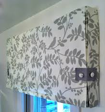 Pleated Valance Custom Made To Order Box Pleat Valance Using Your Fabric