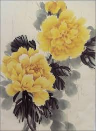 yellow peonies the yellow peonies by koi on deviantart