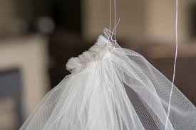 bridal veil how to make a bridal veil simple diy bridal veil