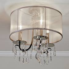 Wall Mount Chandelier Flush Mount Chandeliers Low And 8 Foot Ceilings Shades Of Light