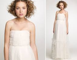 wedding dresses 2010 j crew fall 2010 wedding dresses green wedding shoes weddings