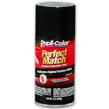 dupli color bun0100 universal black perfect match