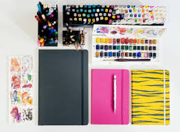 essentials for a fashion sketching tool kit threads