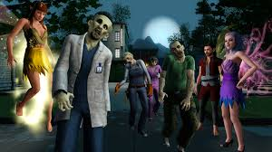 halloween supernatural background the sims 3 supernatural sims community