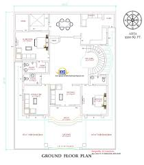Floor Plan Of Home by 3350 Sq Ft Beautiful Double Story House With Plan Home Appliance
