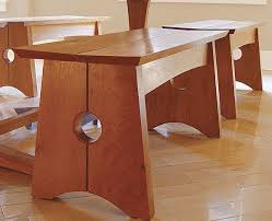 Woodworkers Bench Plans A Bench That Fits Every Room Finewoodworking
