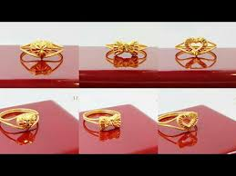 girls gold rings images Gold rings for girls gold ring design girls jpg