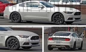 mustang 50th anniversary edition 2015 ford mustang 50th anniversary edition photos future