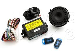 meta hpa thatcham approved cat 1 car alarm system