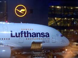 bureau lufthansa lufthansa lh778 fra a380 business class etb travel australia