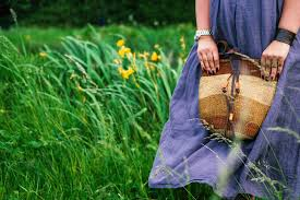 We Could Be Beautiful by Summer In The Countryside And The Essential Linen Dress