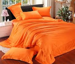Orange Bed Sets Orange Bedspread Orange King Comforter Sets Cal Grey And Ecfq