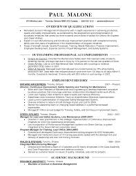Resume Samples Business Management by Instant Resume Templates 20 Download Instant Resume Templates
