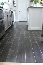 kitchen flooring ideas vinyl 25 best grey kitchen floor ideas on grey flooring