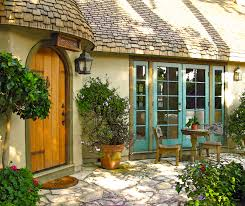 exterior design amazing wooden door for fairytale cottages with