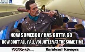 Volunteer Meme - volunteering on united airlines funny meme pmslweb