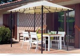 gazebo 2x3 2x3 per giardino rettangolare struttura in ferro e camino antivento