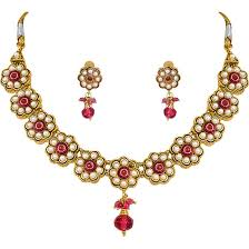 fashion jewellery meenakari kundan polki jewelry at affordable