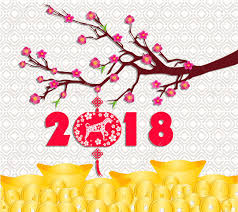new year gold coins happy new year 2018 card is gold coins money year of