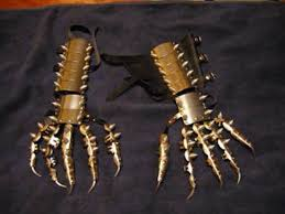 metal claws gloves with metal claws and beaks by locuaz15143 on deviantart