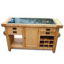 free standing kitchen island units island oak kitchen island units bespoke solid wood kitchen