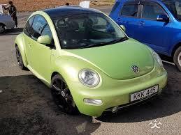 volkswagen beetle 2000 hatchback 2 0l petrol automatic for sale
