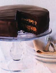 inside out german chocolate cake recipe epicurious com