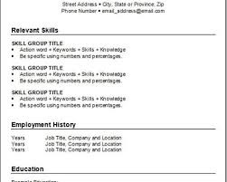 how to set up a resume for a 28 images how to set up your