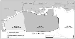 Map Of Gulf Of Mexico by Boem To Prepare A Supplemental Environmental Impact Statement And