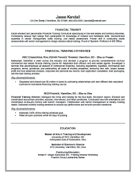 Sample Resume For Jobs by Personal Trainer Resume Should Explain An Expertise Area Of The