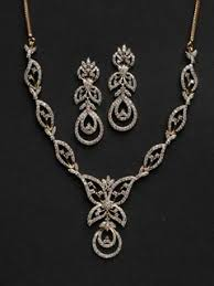 designer diamond sets diamond necklace pc jeweller diamond jewellery gold jewellery