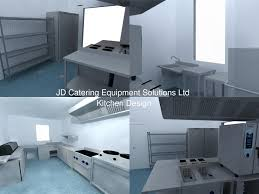 commercial kitchen design and fitting in norwich