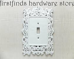 Shabby Chic Switch Plate by Shabby Chic Knobs Pulls Handles U0026 Switch Plates By Firstfinds