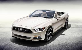 price of 2015 mustang convertible 2015 ford mustang 50th anniversary edition convertible pictures