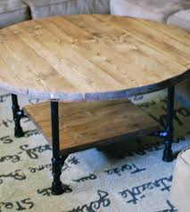 reclaimed wood round coffee table reclaimed wood round coffee table with shelf home furniture
