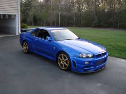 nissan skyline r34 for sale customers cars