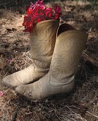 Cowboy Boot Planter by Cowboy Boot Planter Raising Jane Journal