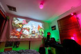 Mood Lighting For Bedroom Philips Hue Mood Lighting In Bedroom For Splatoon 2 Launch Weekend