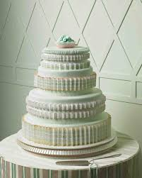 Wedding Cake Green 26 Pastel Wedding Cakes And Desserts Martha Stewart Weddings