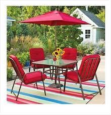 Patio Furniture Set With Umbrella Patio Table Set With Umbrella Erm Csd