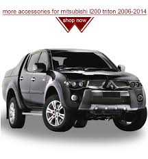 mitsubishi triton 2005 2008 for mitsubishi l200 triton bumper abs front over bumper for
