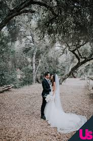 wedding pictures bachelor alum britt nilsson marries byrnes pics