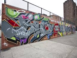 best graffiti in nyc from massive murals to bubble tags graffiti hall of fame