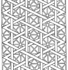 printable coloring pages for adults geometric free printable coloring pages for adults geometric patterns