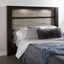 king wood headboards you u0027ll love wayfair