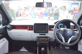Minivan Interior Accessories Suzuki Ignis Accessories Interior At Nepal Auto Show 2017 Indian