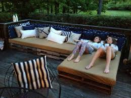 Patio Furniture Pallets by Furniture Patio Furniture Made Out Of Pallets And Transform It