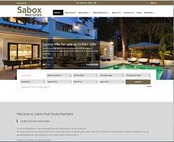 sabox real estate marbella u0026 costa del sol estate agents